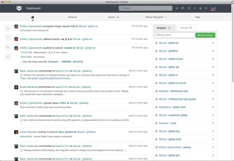 GitLab 7.2 released